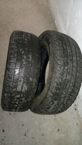 225/60R16 Excellent Condition Michelin Xice XI3 Tires