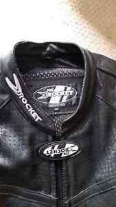 Leather suit - Joe Rocket - size 48