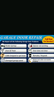 "Garage Door Repair ""NO CHARGE TO COME AND LOOK"" 403 680 8702."