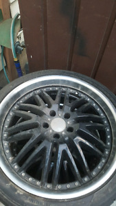 20' Rims  and tires