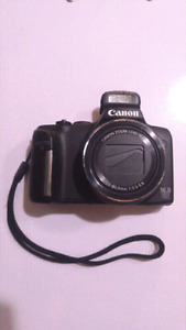 Canon powershot SX170 IS 16 megapixel $140 or trade