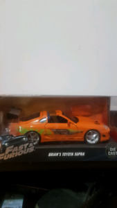 1/24 diecast supra fast and furious