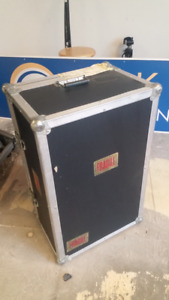 Padded Travel Case - ideal for musical instruments - $180