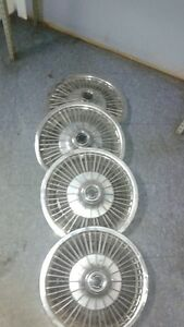 Plymouth hubcaps make your offer