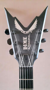 Dean Dimebag Razorback with Killswitch and soft case Peterborough Peterborough Area image 5