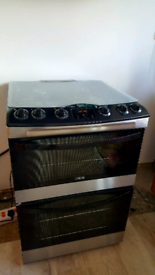 ZANUSSI GAS COOKER AS NEW