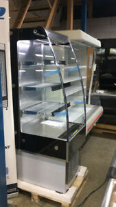 Coldco Open display fridge for sale. 1 year old. $2000