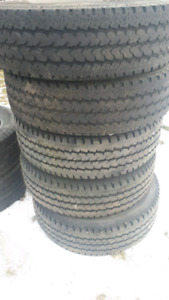 used tires sets pairs