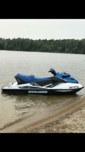 **THIS WEEKEND ONLY $6000**  2008 Sea Doo GTX 155