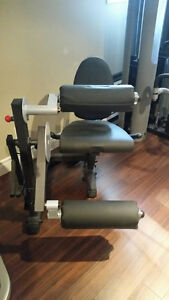 BODY-SOLID G10B BI-ANGULAR GYM WITH INNER/OUTER THIGH ATTACHMENT Windsor Region Ontario image 3