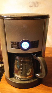 PC 12 CUP STAINLESS STEEL COFFEE MAKER