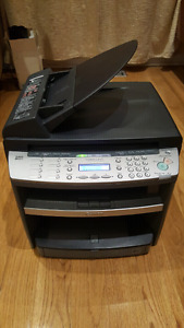 Canon laser printer/scanner/fax MF4370dn.