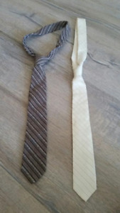 Brand New Women Ties (Tweed or Silk) - Made in Canada