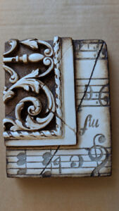 Sid Dickens - Tile No: T04 Music with Moulding