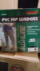 Brand new  hip waders