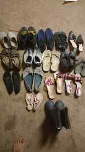 Shoes for kids and women