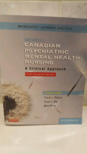 Psychiatric And Mental Health Nursing Great Deals On Books Used