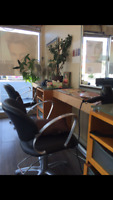 Chaire for rent in hairdresser salon
