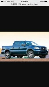 Wanted f150 frame or whole parts truck