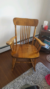 Bass River Vintage Rocking Chair