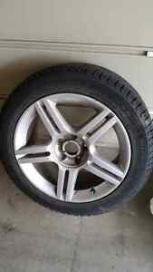 Audi A4 winter tires for sale