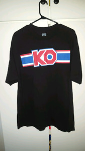Authentic WWE Kevin Owens t-shirt (NEW)