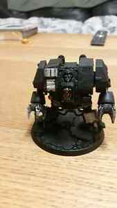 warhammer 40k dreadnoughts for trade, wants chaos marines / bitz
