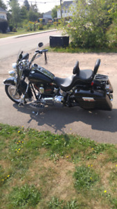 """Heritage Softail Classic """"MINT"""""""