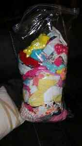 Bag of baby girls summer clothes size 12 months Peterborough Peterborough Area image 1