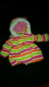 18 months- girls snow suit