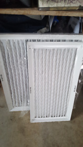 2 furnace filters NEW
