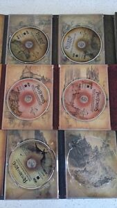 Lord of the Rings extended DVD set