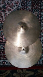 "14"" Zildjian regular hats"