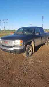 2006 GMC Serria 2500HD extended cab