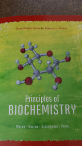 Principles of Biochemistry 2nd ed