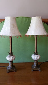10 beautiful table lamps to choose from $18 each 2 for $30 Sarnia Sarnia Area image 5