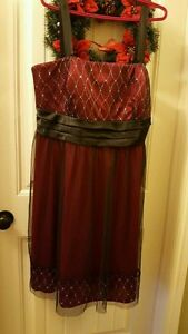 Beautiful size 18w and XL black dresses