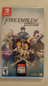 [SWITCH] A vendre Fire Emblem Warriors