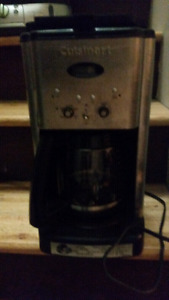 Cuisenart 12 cup coffee maker