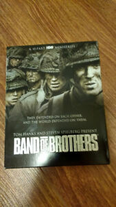 Band of Brothers Bluray