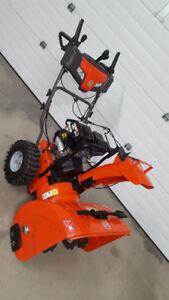"LIKE NEW!!! HUSQVARNA 24"" 2-STAGE SNOWBLOWER"