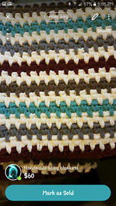 Handcrafted Baby Blankets