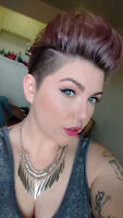 Professional makeup artist 10%-15% off first time clients &stude