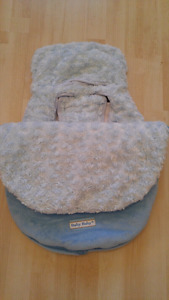 Car seat cover & Swaddle