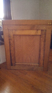 Large Trunk wooden chest handmade ash and pine Peterborough Peterborough Area image 3