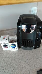 Tassimo Coffee Machine and Coffee