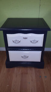 Professionally painted  3 piece vintage dresser set Kitchener / Waterloo Kitchener Area image 5