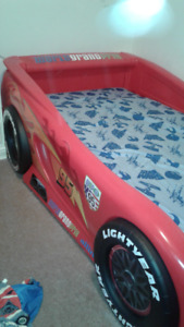 Lightning McQueen - Full size Twin bed