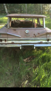 IN SEARCH OF PREVIOUSLY POSTED 1960 CHEV NOMAD STATION WAGON