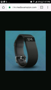 CHARGE HR FITBIT
